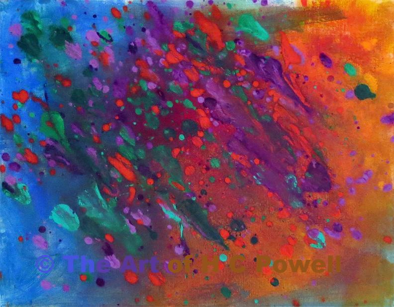 fiery nebula purple - photo #18